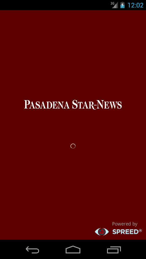 Pasadena Star-News - screenshot