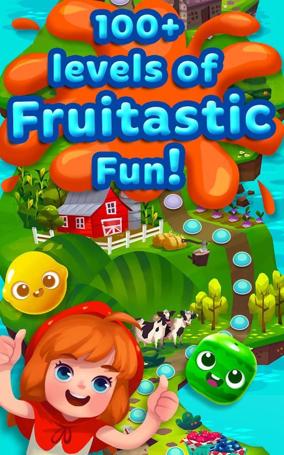 Fruit Splash Mania - screenshot