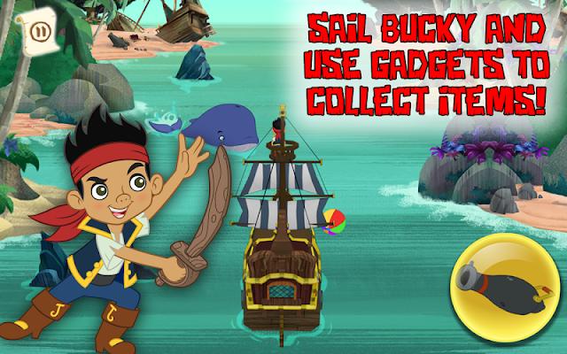 Jake's Pirate School - screenshot