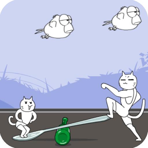 飛翔神經貓 街機 App Store-愛順發玩APP