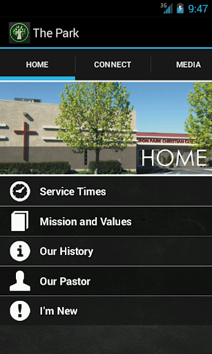 【免費生活App】Cameron Park Christian Center-APP點子