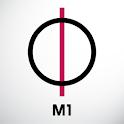 m1f1 logo