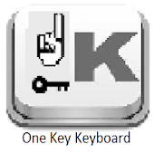 Okk (One key keyboard)
