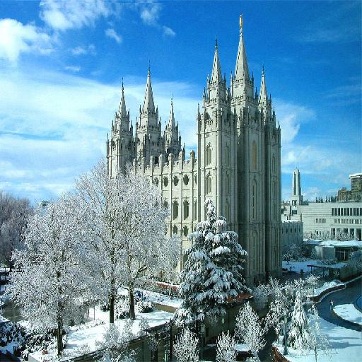 LDS (Mormon) Temple Pack 39 LOGO-APP點子
