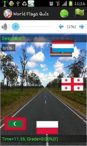 Fun World Flags Quiz