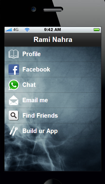 Rami Nahra - screenshot