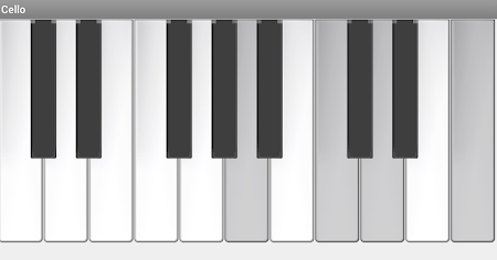cello (piano) 1.4.0 screenshot 2089933