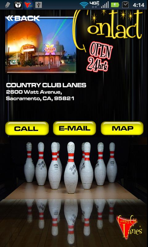 Country Club Lanes - screenshot