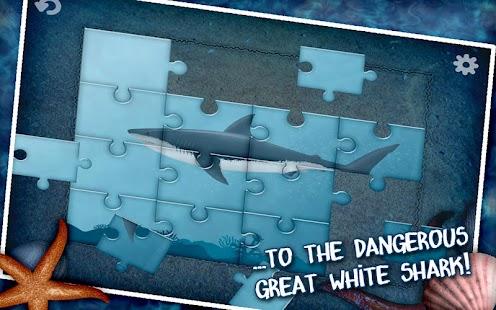 Jigsaw Puzzle: Whales & Sharks- screenshot thumbnail
