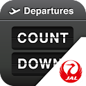 JAL Countdown logo