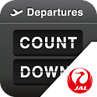 JAL Countdown icon
