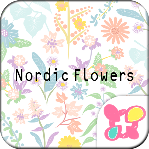 Flower Theme Nordic Flowers
