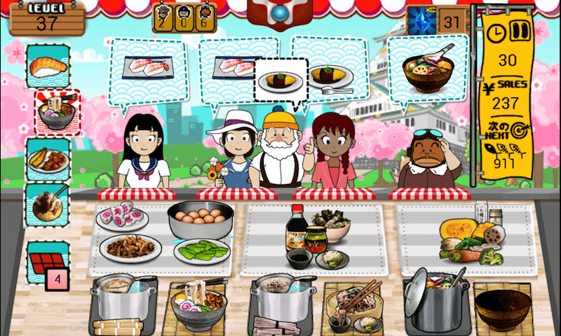 Japan Food Adventure - Tokyo- screenshot