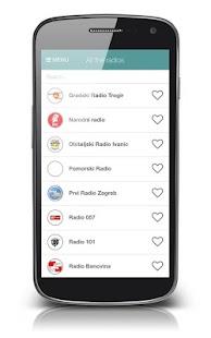 Croatia Radio - náhled