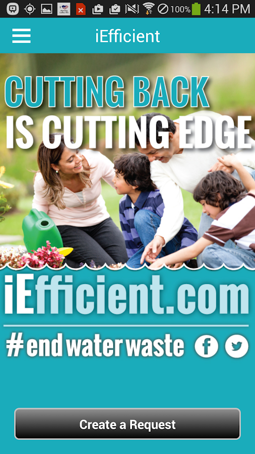 iEfficient - End Water Waste- screenshot