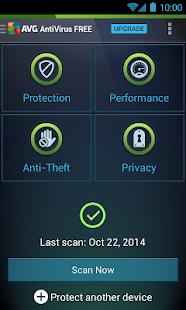 AntiVirus Security - FREE - screenshot thumbnail