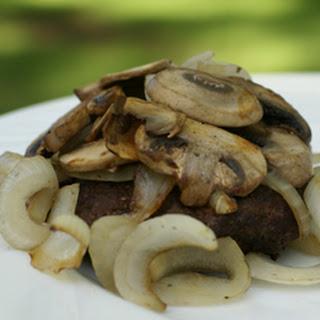 Grilled Mushroom Burgers