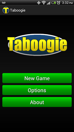Taboogie - The Party Game