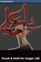 Screenshot of Naara E Haideri - Shia Tools