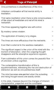 Yoga Sutras of Patanjali FREE - náhled