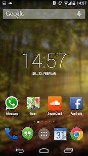 Muzei HD Landscapes Screenshot 1