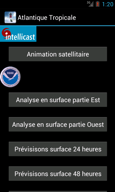 Météo Marine Large- screenshot
