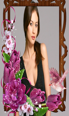 Flowers Photo Frames - screenshot