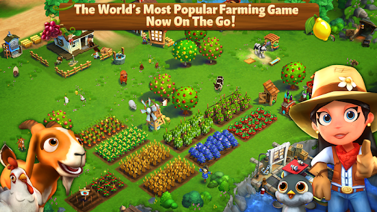 A new mobile-optimized FarmVille experience is now available! It's FarmVille tailored for you and the way you want to play. Best of all, it's free!<br>Farm at your ow...