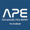 APE Advanced Pen Entry Trial icon