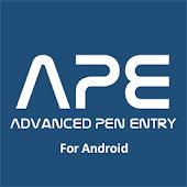 APE Advanced Pen Entry Trial