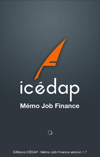 Mémo Job Finance