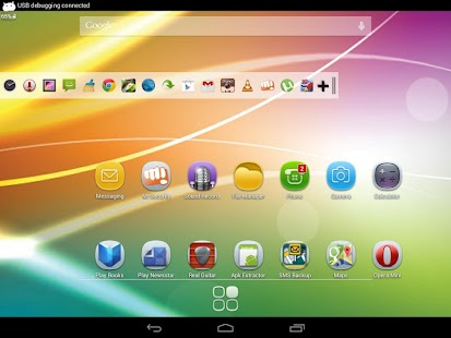 Multiwindow Launcher