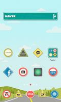 Screenshot of Drive Safe dodol theme
