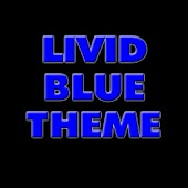 Livid Blue theme for GDE - HD