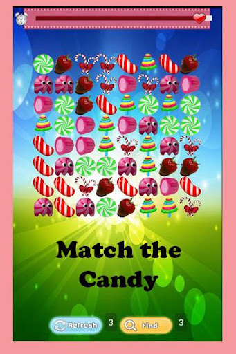 Kids Matching - Candy Link