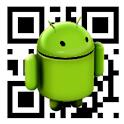 App to QR logo