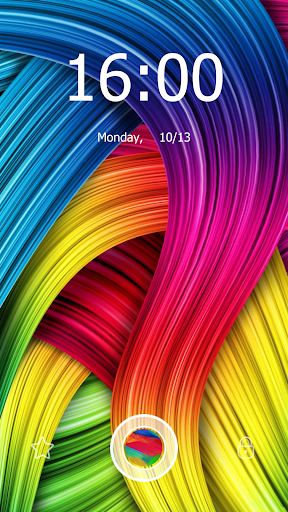 Galaxy Note 4 Lockscreen