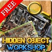Hidden Object Games Workshop