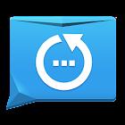 メセッージ・バックアップツールSMSのバックアップ&リストア icon