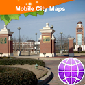 Fort Smith AR Street Map logo