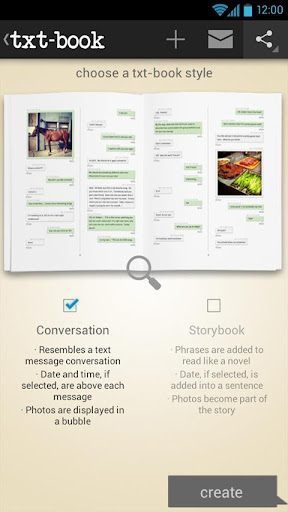 txt-book - Turn Texts To Books v1.01 APK