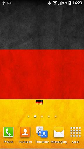 德國國旗的動畫壁紙