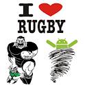 RugbyNut Live Scores logo