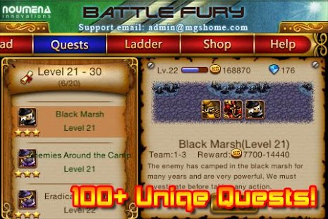 Battle Fury Deluxe- screenshot thumbnail