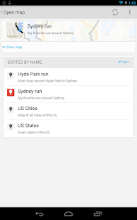 Google Maps Engine - screenshot thumbnail