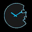 Butterfly Analog Clock Widget icon