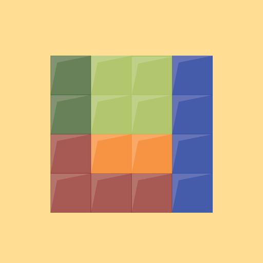 块拼图 - 拼,七巧板,快木,像七巧板的块拼图,积木之谜2 解謎 LOGO-玩APPs
