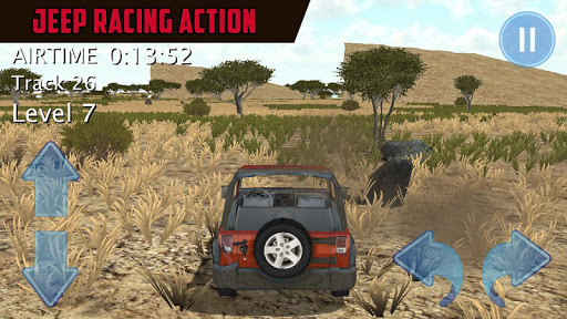 3D Jeep Racer Offroad Racing