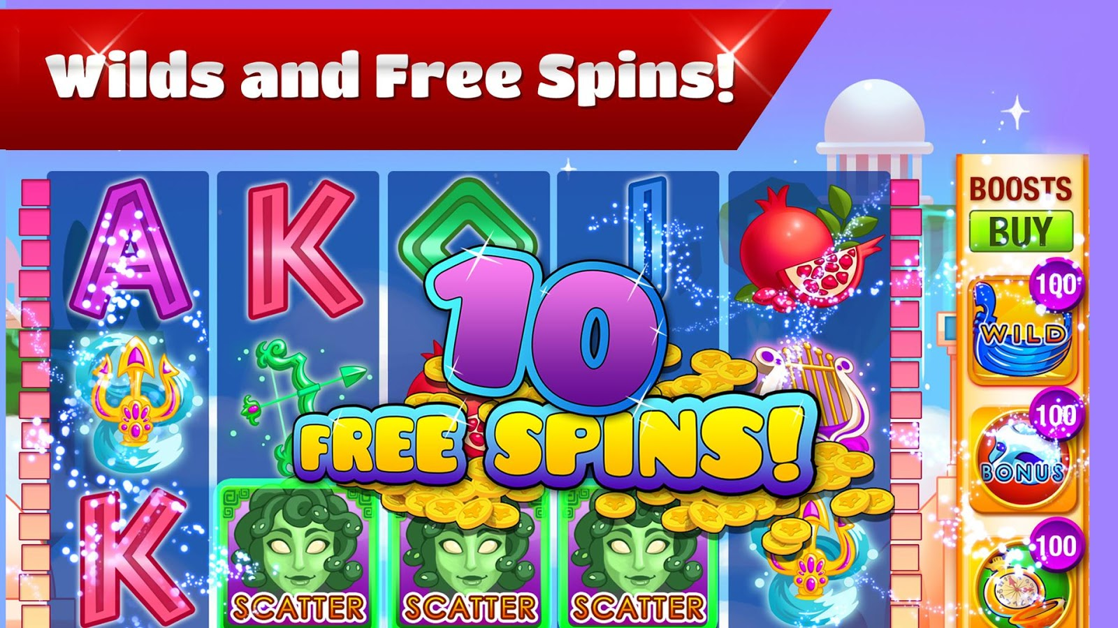 Slots Vacation - FREE Slots - screenshot