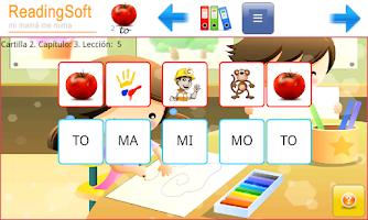 Screenshot of Curso 2 Aprender a Leer